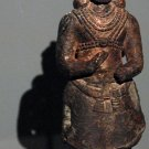 Bronze statuette of noble Sassanid